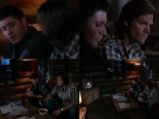 Dean & Sam Reconcile Again